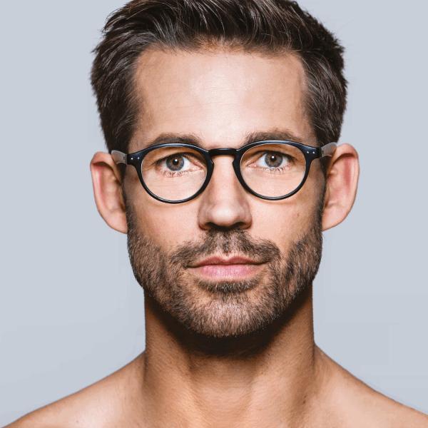 heren leesbril
