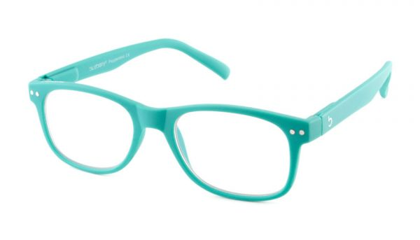 Computerbril Blueberry L groen
