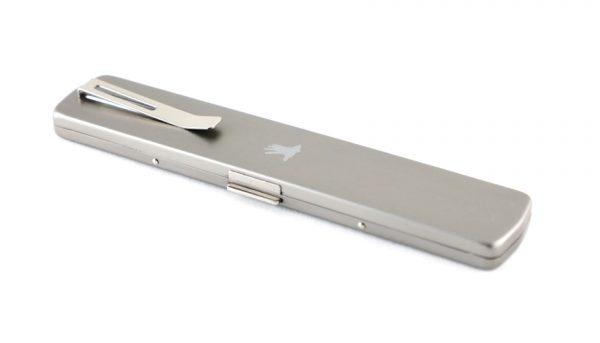 Hoesje voor leesbril INY G5500 pen Zilver (9 mm)