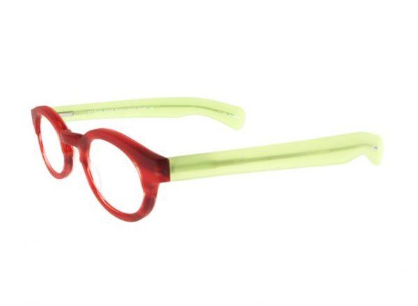 Leesbril Adult Supervision 2126 24 rood/groen