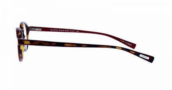 Leesbril Board Stiff 2147 02 rood/havanna