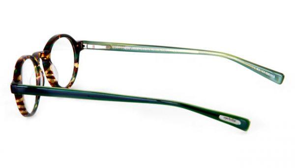 Leesbril Board Stiff 2147 11 havanna/limegroen