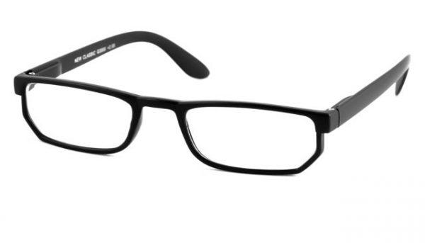 Leesbril Classic Estate G3000 zwart mat