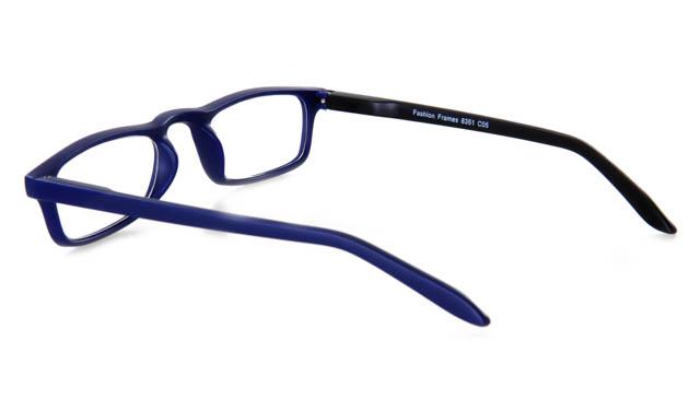 Leesbril FF 8351 05 blauw/zwart