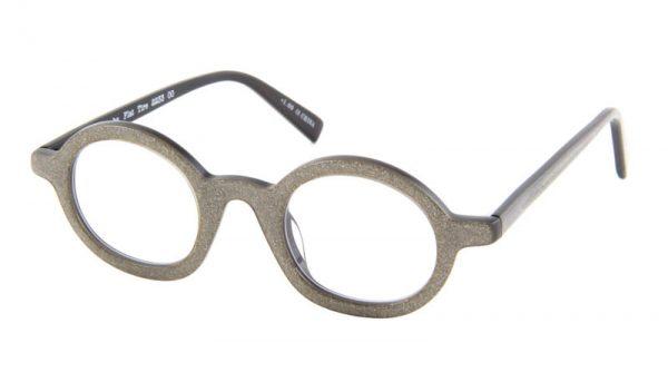 Leesbril Flat Tire 2233 00 zilver/zwart