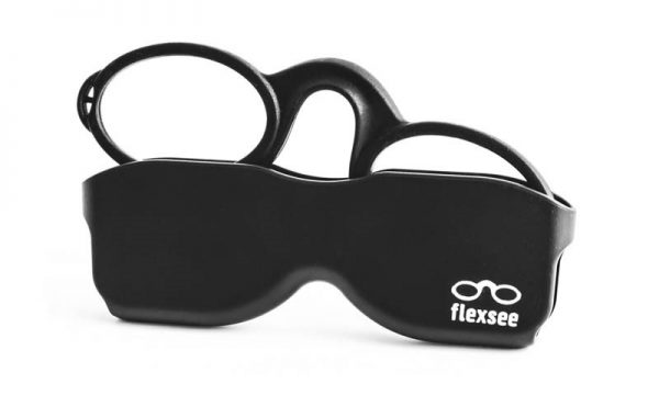 Leesbril Flexsee Zwart
