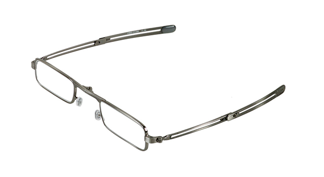 Leesbril INY Fire Folding G5200 antiek zilver