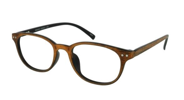 Leesbril INY Insider G55000 bruin
