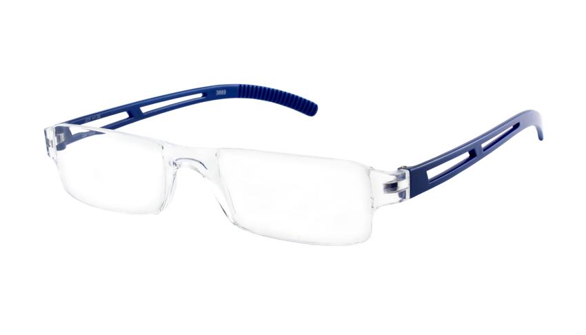 Leesbril INY Joy G61600 transparant-blauw