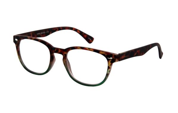Leesbril INY Karl G60600 havanna groen