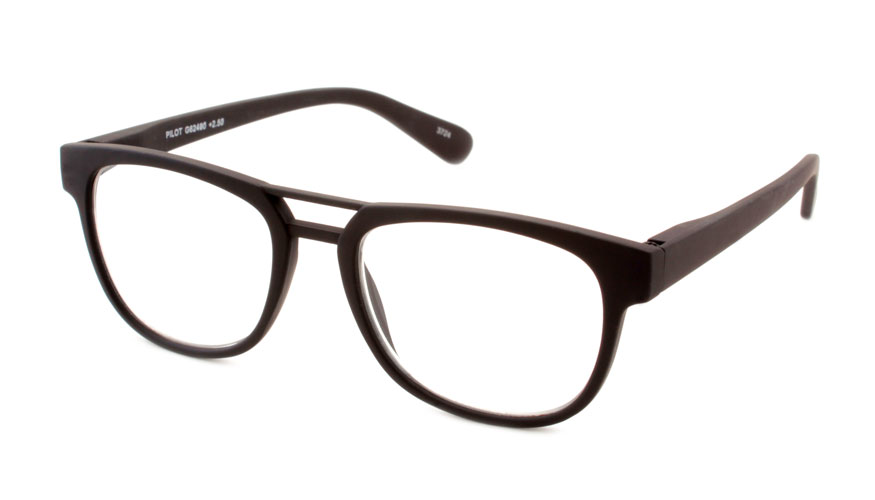 Leesbril INY Pilot G62400 zwart