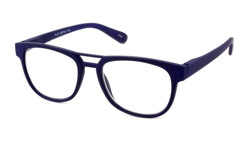 Leesbril INY Pilot G62700 blauw