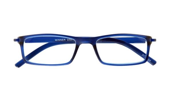 Leesbril INY Winner G58700 Blauw-+2.00