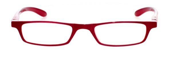 Leesbril INY Zipper G39200 rood