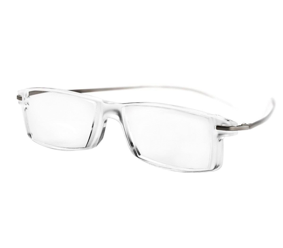 Leesbril Multifocaal MiniFrame 29050 transparant/gun