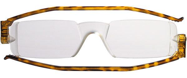 Leesbril Nannini compact opvouwbaar havanna