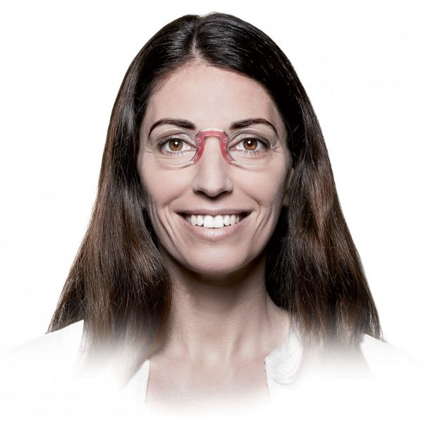 Leesbril Nooz Optics roze +3.00