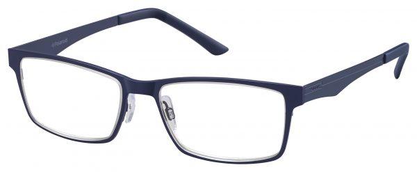 Leesbril Polaroid PLD0003 donkerblauw
