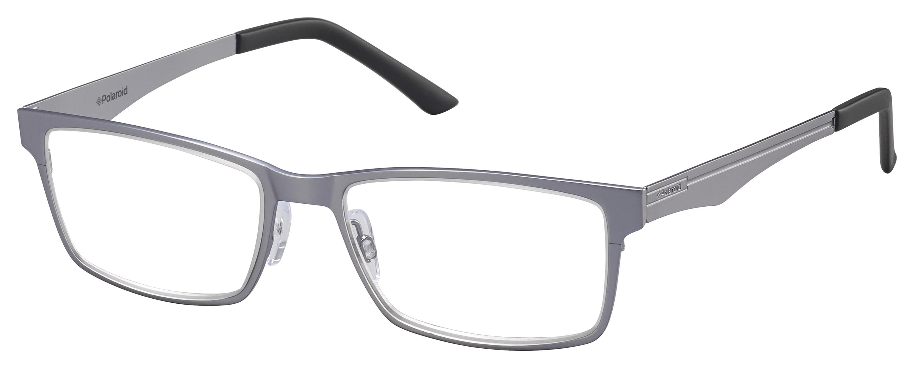 Leesbril Polaroid PLD0003 zilver