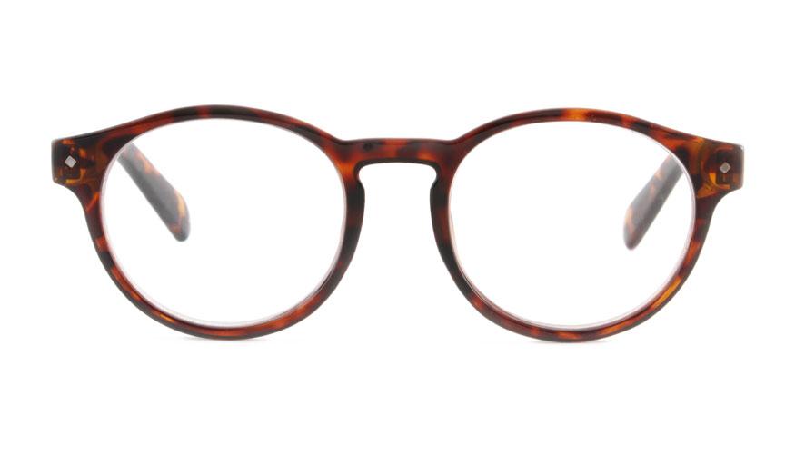Leesbril Polaroid PLD0021 donker/havanna