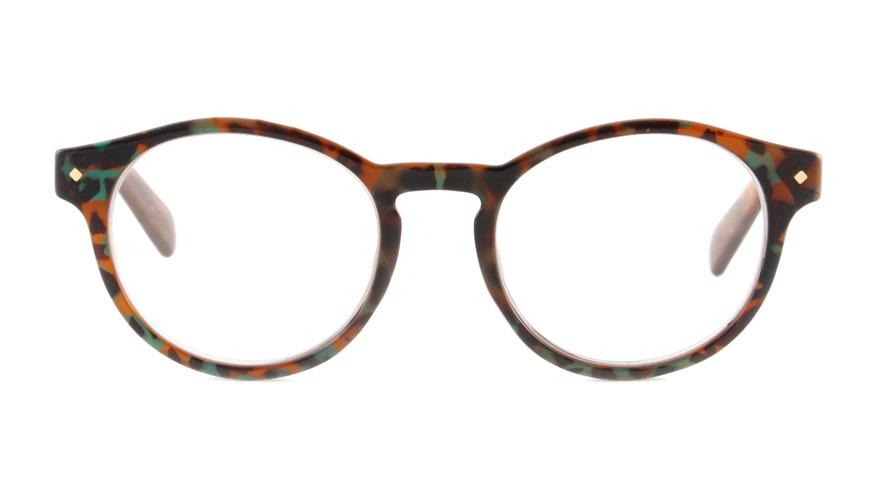Leesbril Polaroid PLD0021 havanna/honing