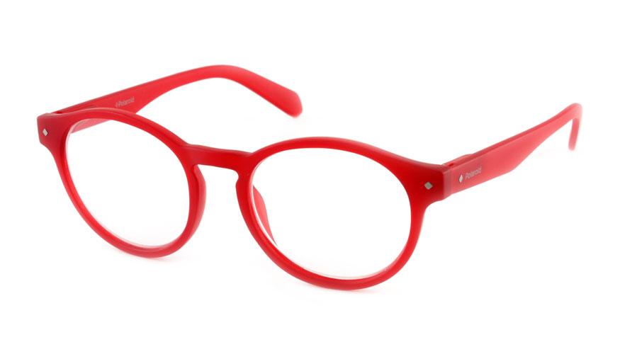 Leesbril Polaroid PLD0021 rood
