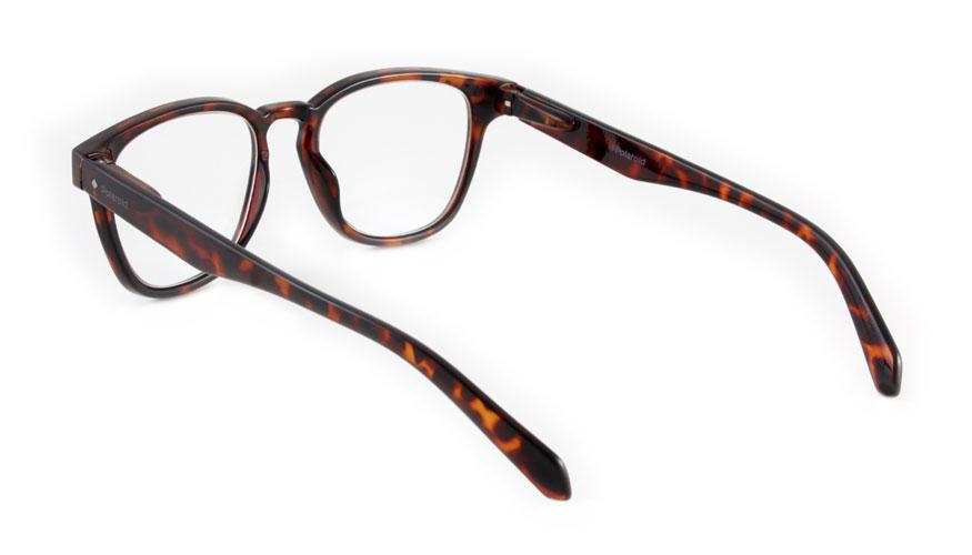 Leesbril Polaroid PLD0022 donker/havanna