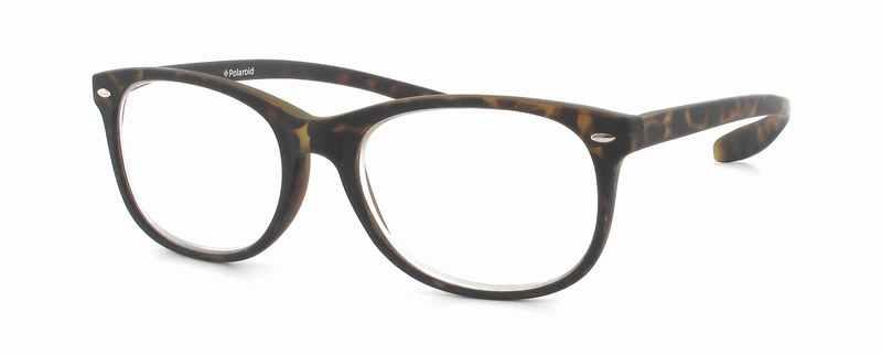 Leesbril Polaroid R994 donker havanna