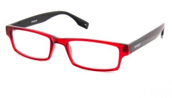 Leesbril Polaroid S3412 rood/zwart