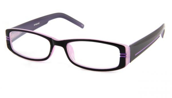 Leesbril Polaroid S3417 paars/roze