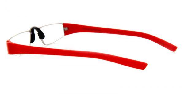 Leesbril Porsche Design Limited Edition P'8801o titanium/helderoranje