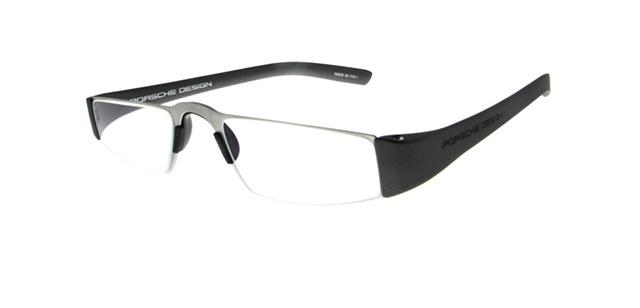 Leesbril Porsche Design P'8801f zilver