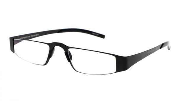 Leesbril Porsche Design P'8811a full titanium zwart