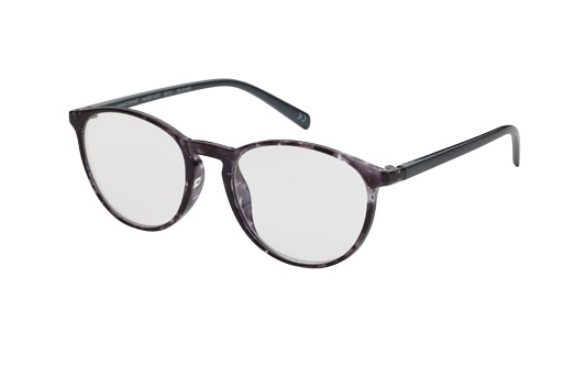 Leesbril Prego Karen Simonsen zwart grijs 60419