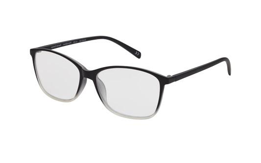 Leesbril Prego Karen Simonsen zwart wit 60422