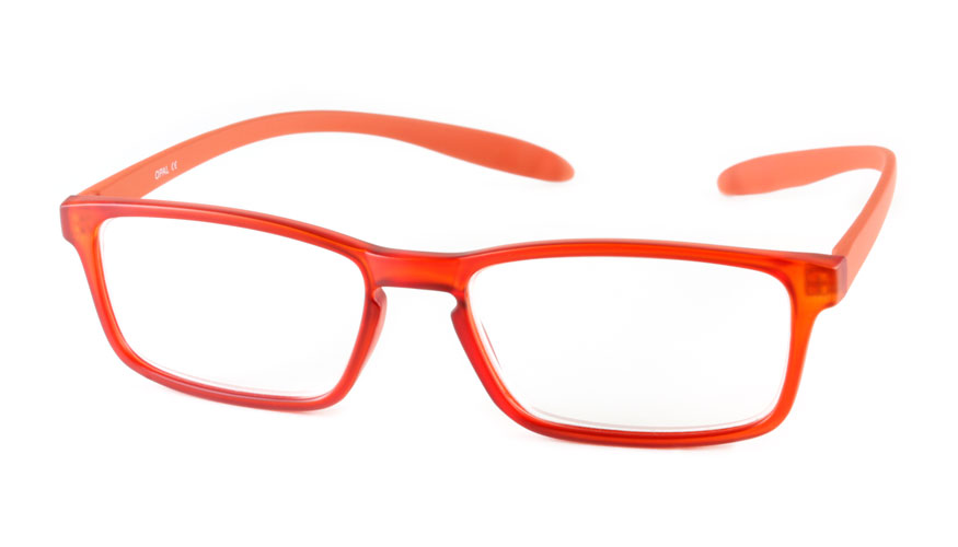 Leesbril Proximo PRII058-C15-oranje