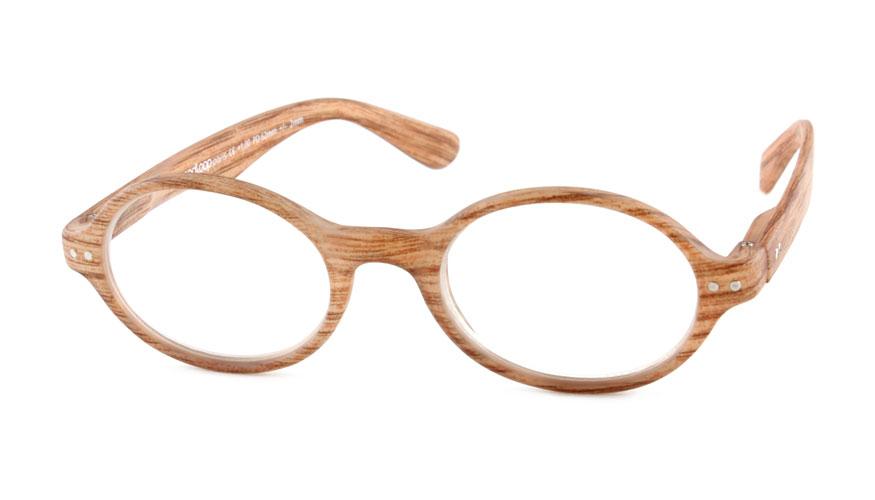 Leesbril Readloop Florida 2603-01 hout-blond