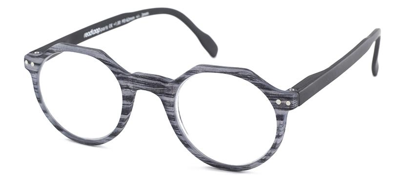 Leesbril Readloop Hurricane 2623-04 grijs