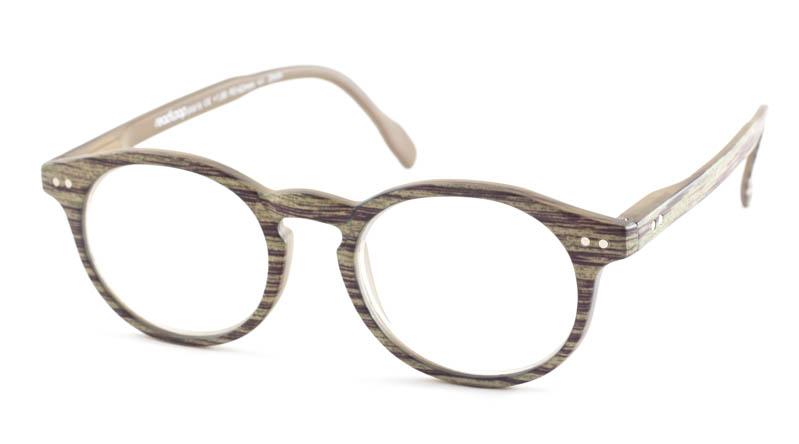 Leesbril Readloop Tradition 2601-01 grijs/groen