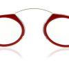 Leesbril Seeoo Rood