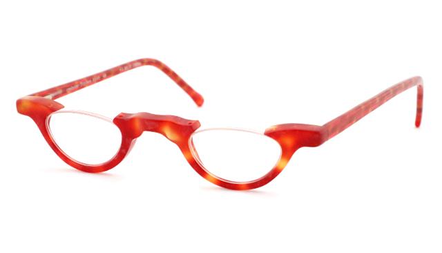 Leesbril Topless 2110 46 rood