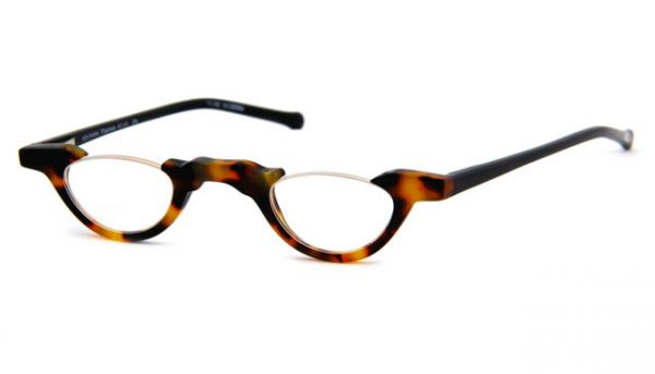 Leesbril Topless 2110 F9 havanna