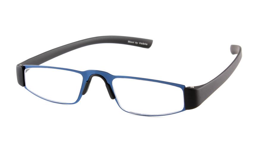 Leesbril Visibilia Moxxi 418 blauw