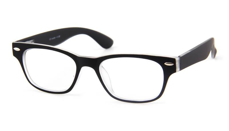 Leesbril iZi reader 06 zwart