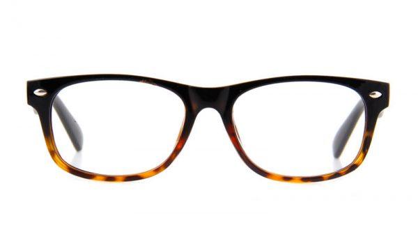 Leesbril iZi reader 08 zwart/havanna