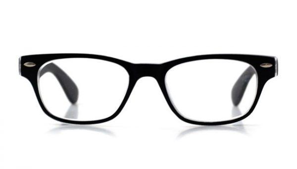Leesbril iZi reader 50 zwart / hout-+1.00