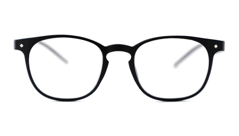 Leesbril polaroid PLD0018 R 003 mat zwart