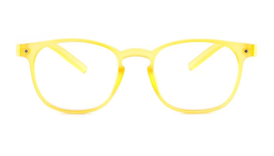 Leesbril polaroid PLD0018 R 40G geel