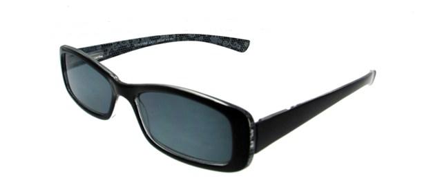 Leeszonnebril INY Sunshine Lady G6300 zwart