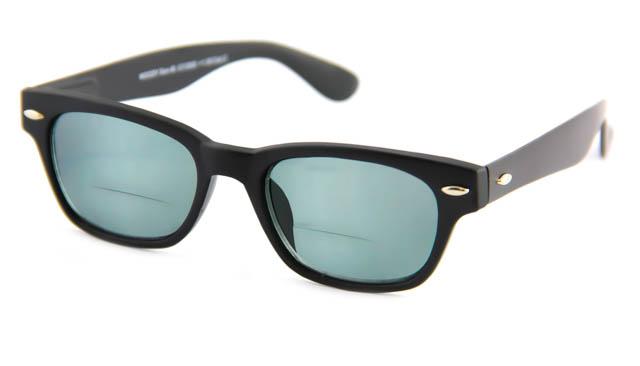 Leeszonnebril INY Woody Bifocaal G13500 zwart